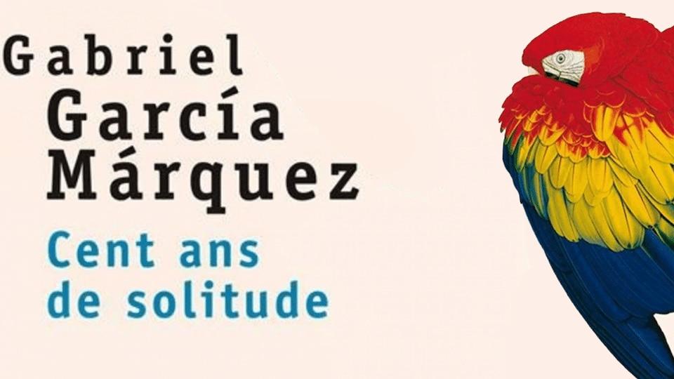 La photo d'un perroquet sur la couverture du roman.
