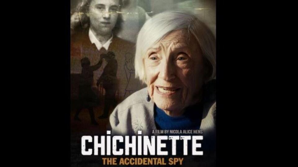 Affiche du film du film « Chichinette : ma vie d'espionne », réalisé par Nicola Alice Hens