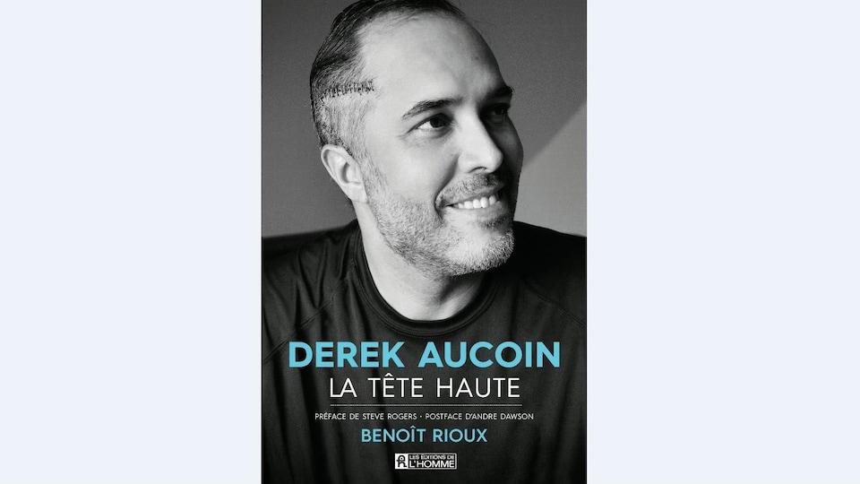 """Couverture du livre """"Derek Aucoin, la tête haute"""""""