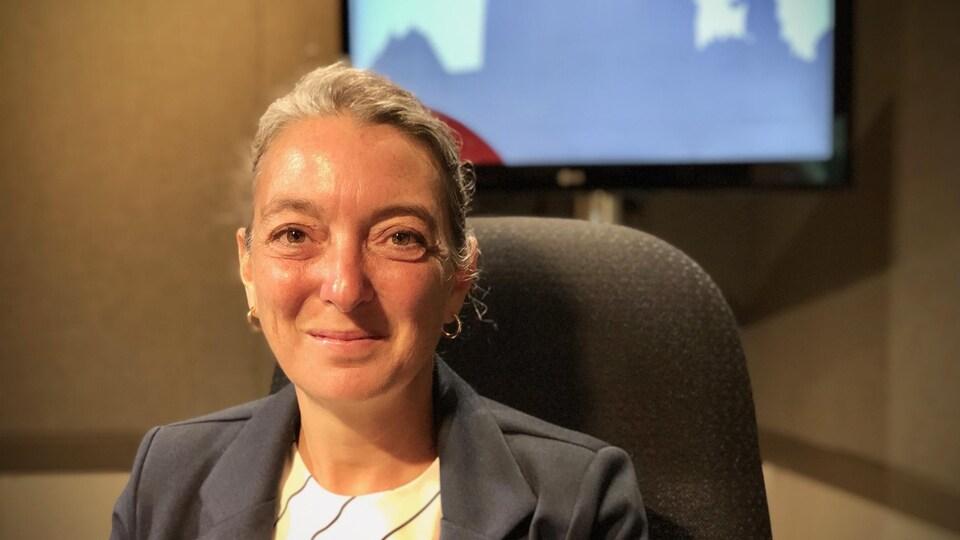 La députée fédérale de Toronto-Danforth, Julie Dabrusin