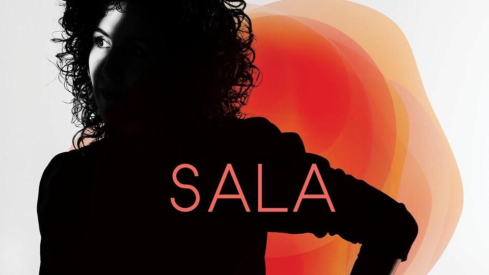 La silhouette de Sala figure sur la pochette de son premier EP.