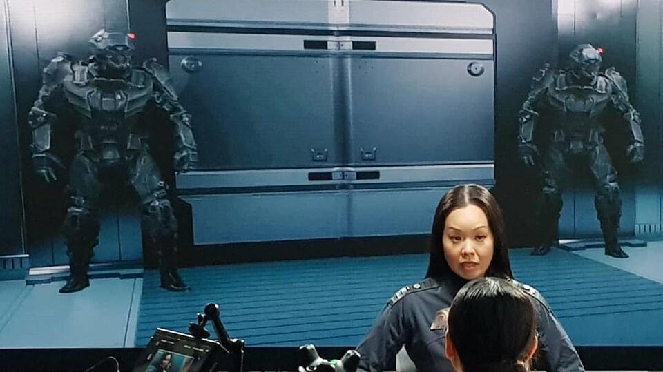 Le moteur de jeu Unreal Engine a entre autres été utilisé lors du tournage du film The Mandalorian.