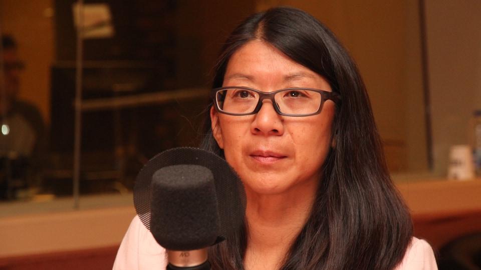 La Dre Joanne Liu, présidente internationale de Médecins sans frontières.