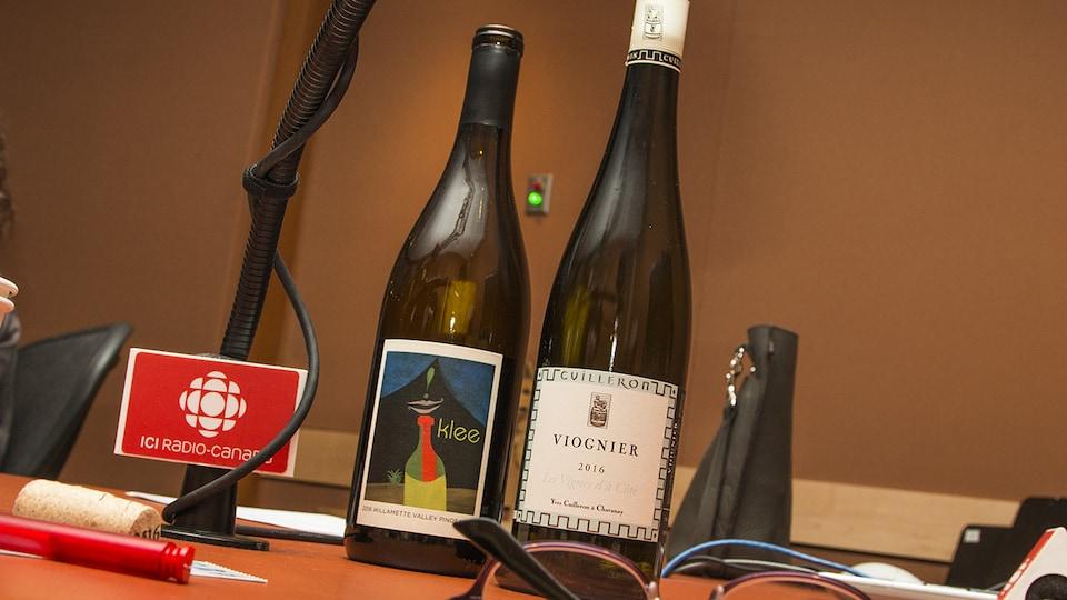 Les bouteilles sélectionnées par Élyse Lambert