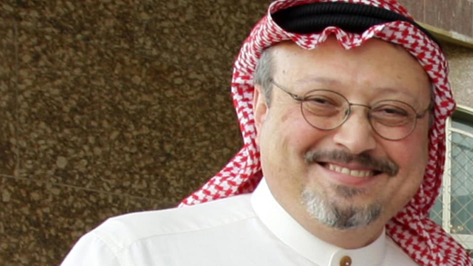 Le journaliste saoudien assassiné Jamal Khashoggi.