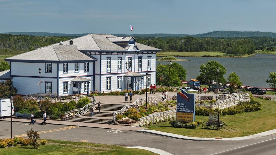 Le Musée acadien du Québec à Bonaventure