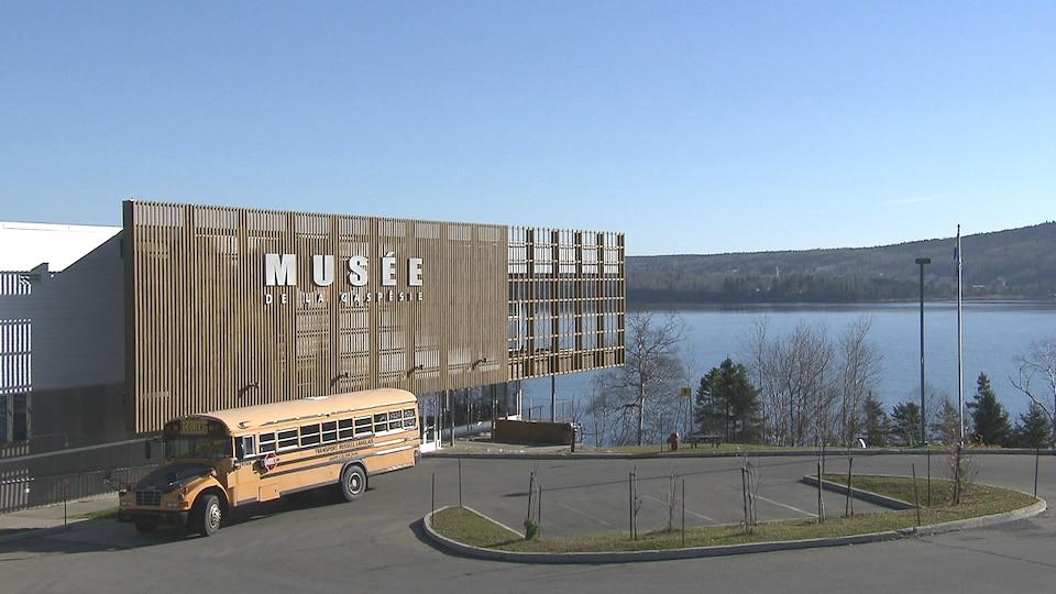 Musée de la Gaspésie.