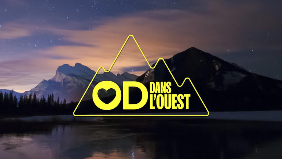 L'affiche officielle d'OD dans l'ouest