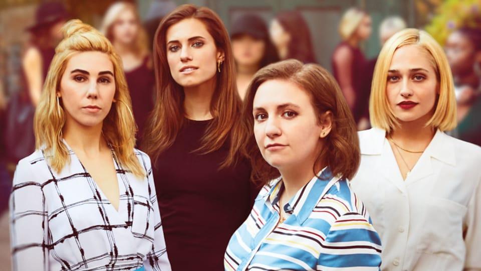 La série Girls tire à sa fin.