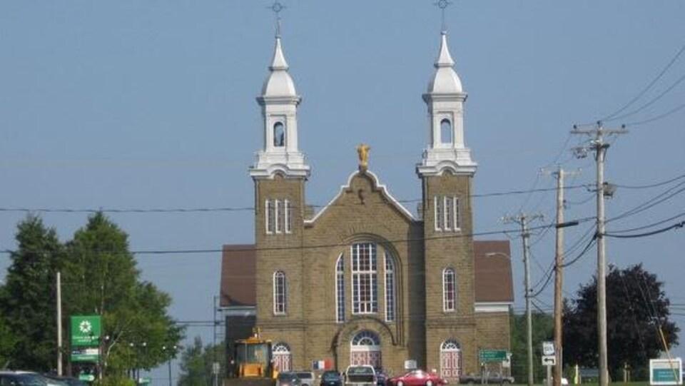 Église de Paquetville