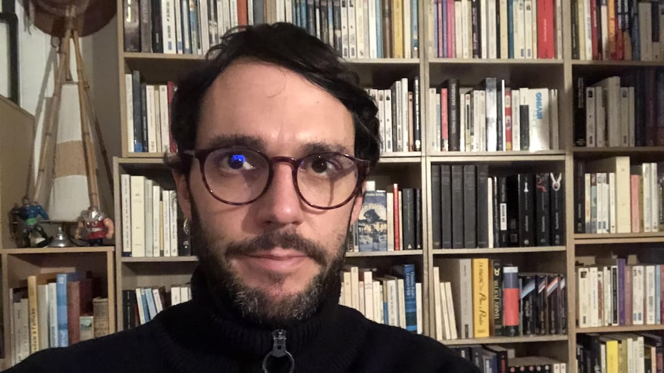 Pierre Fontanier journaliste à France Ouest