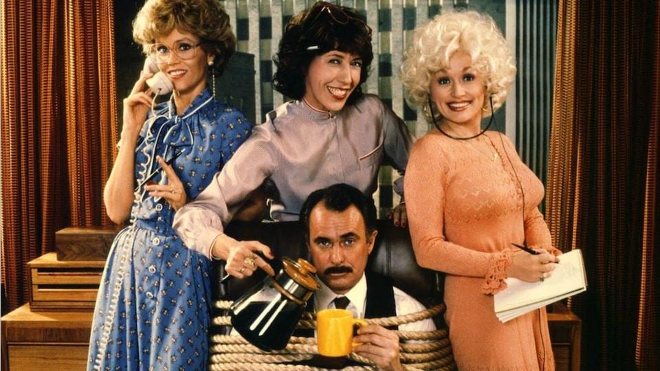 Image du film Nine to five réalisé par Colin Higgins.