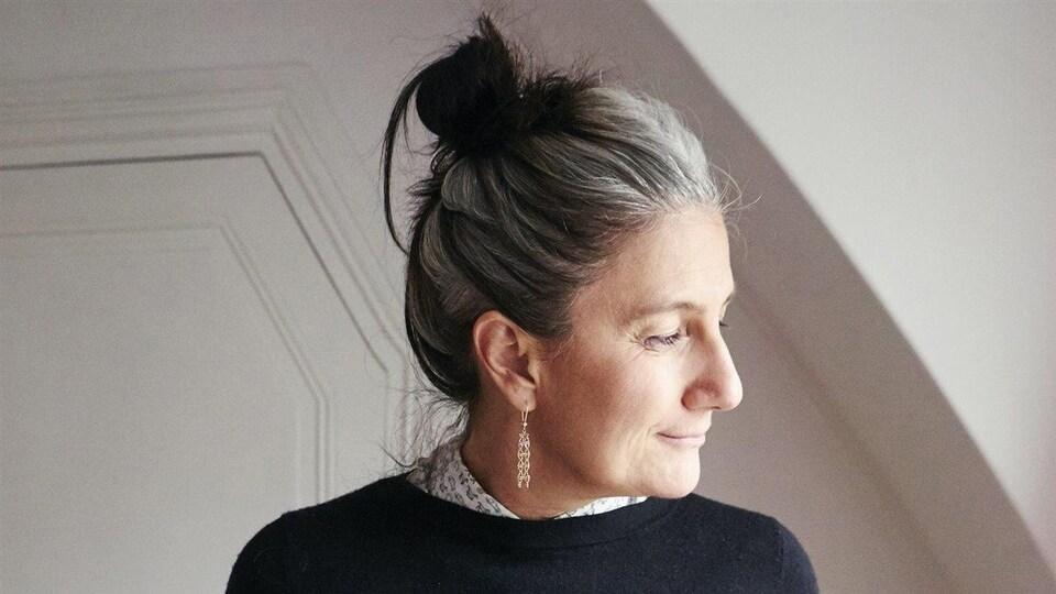 L'auteure Sophie Fontanel