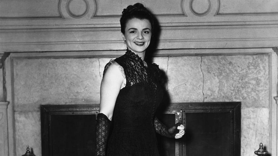 Alys Robi en 1949