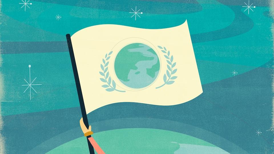 À quoi ressemblerait un gouvernement mondial?
