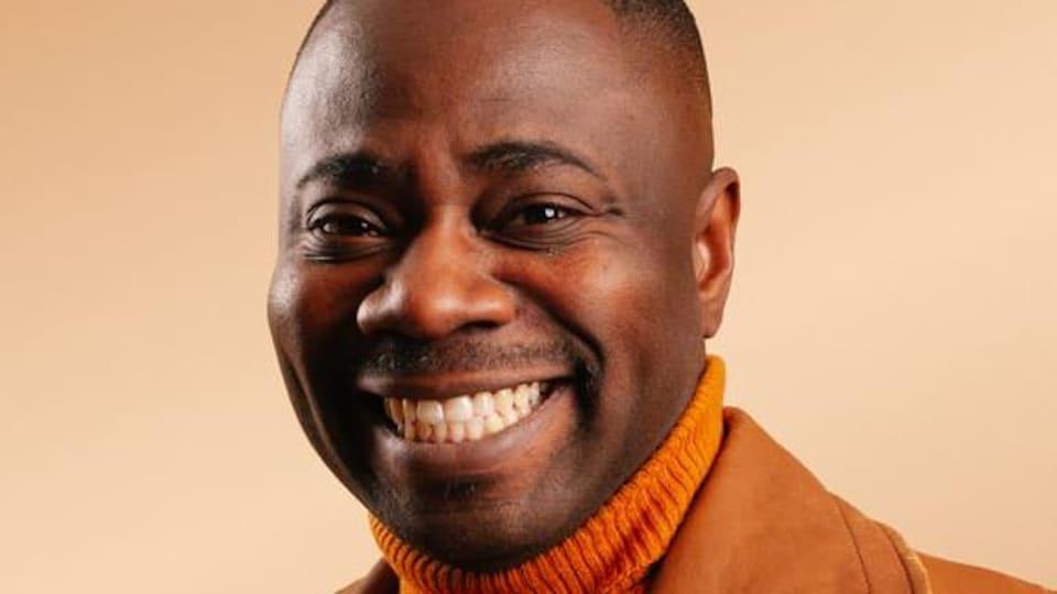 L'humoriste et comédien Richardson Zéphir
