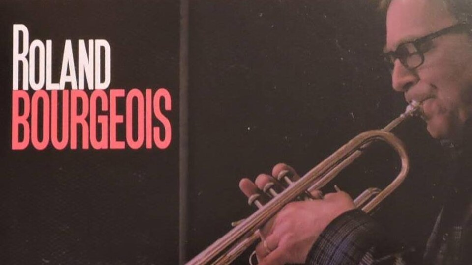 Le trompettiste acadien Roland Bourgeois.