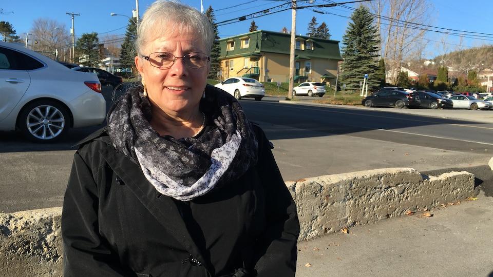 Rose Elmonde Clarke, mairesse de Grosse-Île