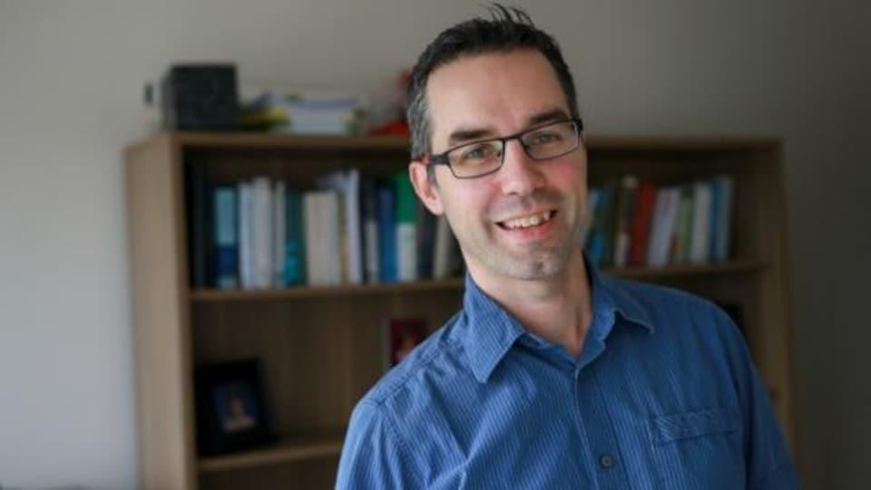 Un professeur d'économie à l'Université de Windsor.