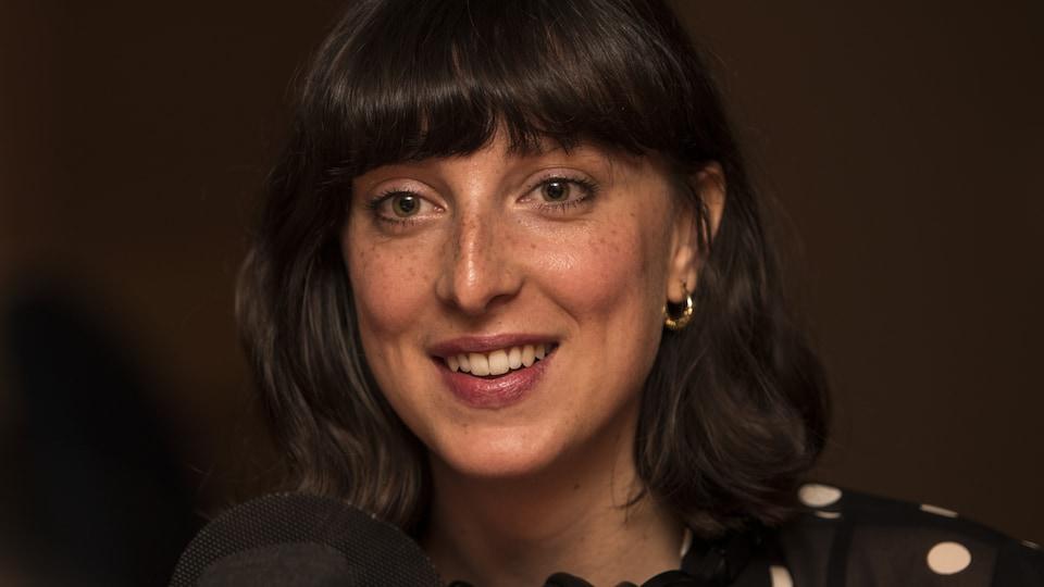 L'auteure Sarah-Maude Beauchesne
