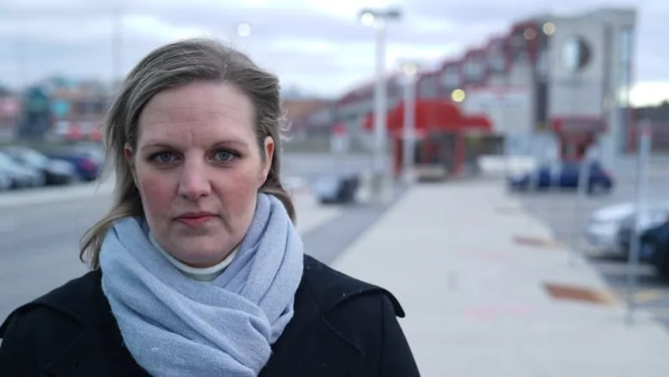 Sarah Wright-Gilbert, commissaire citoyenne de la Commission du transport en commun d'Ottawa