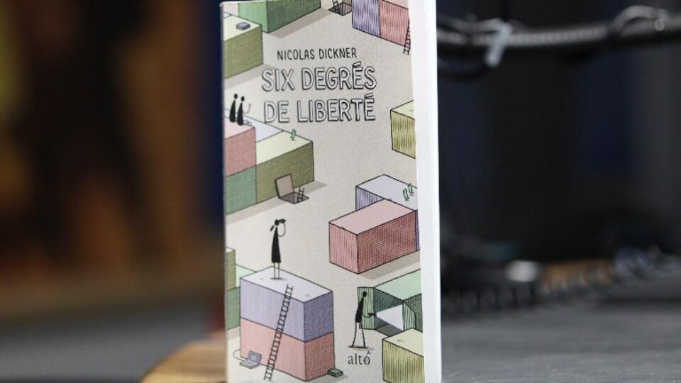 Photo du livre Six degrés de liberté