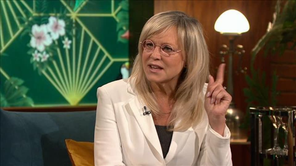 Sophie Prégent, présidente de l'Union des artistes.
