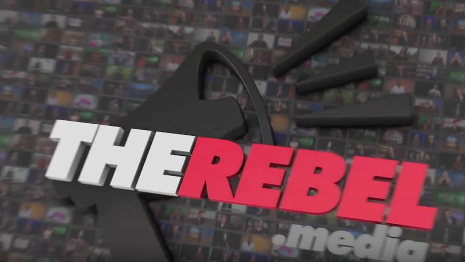 Logo du site The Rebel sur YouTube