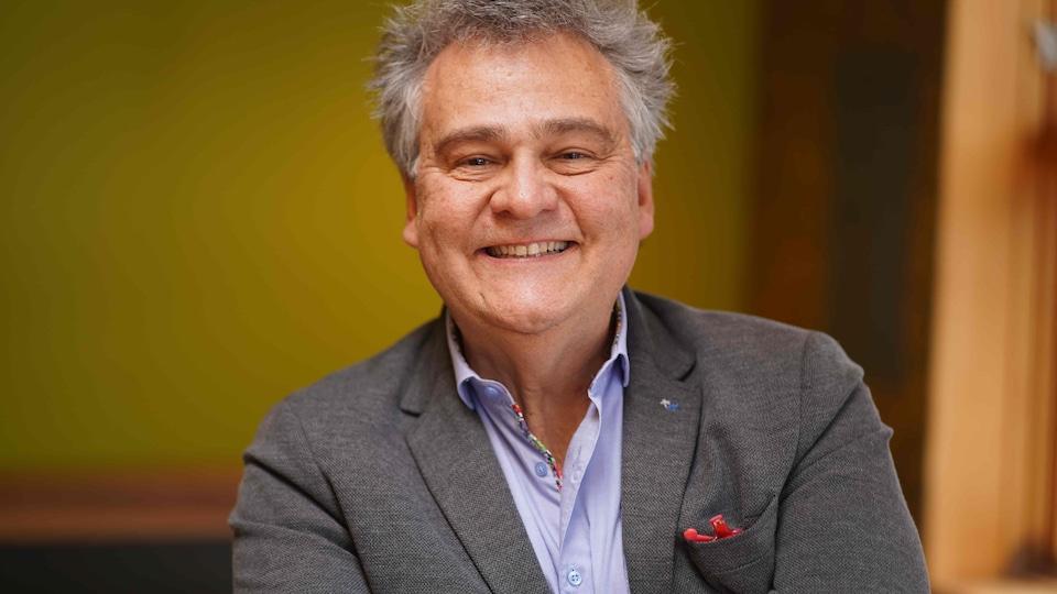 Dr Jean-François Chicoine