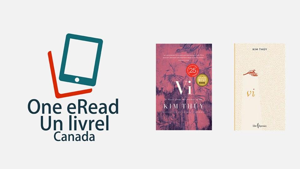 Un livrel Canada est un club de lecture numérique et bilingue présenté du 1er au 31 janvier 2021