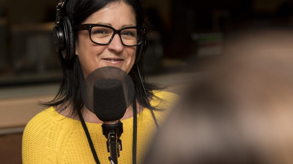 L'auteure et coach littéraire Véronique Marcotte