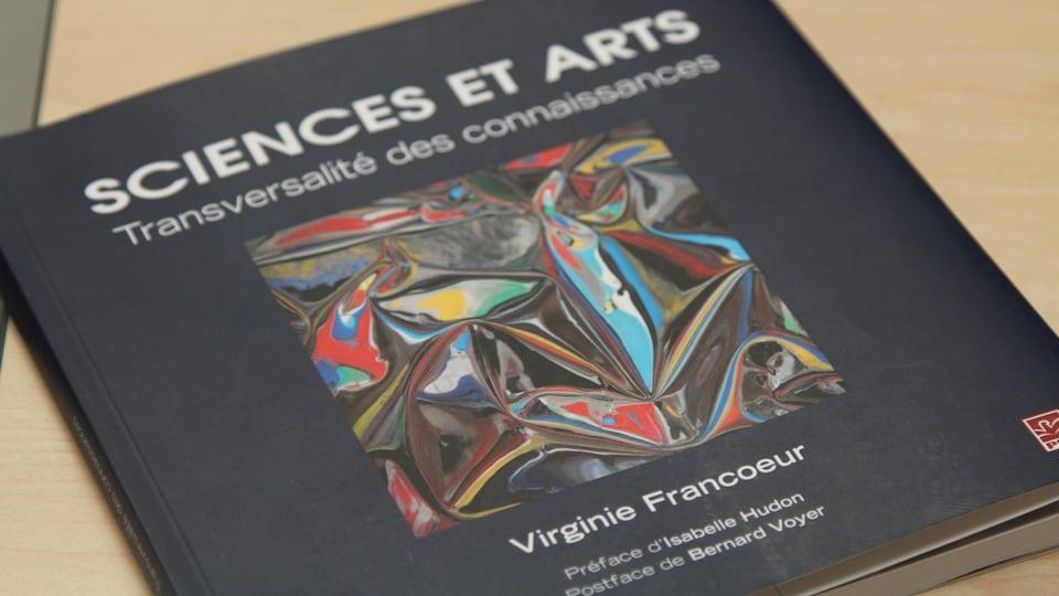 Sciences et Arts, le livre de Virginie Francoeur.