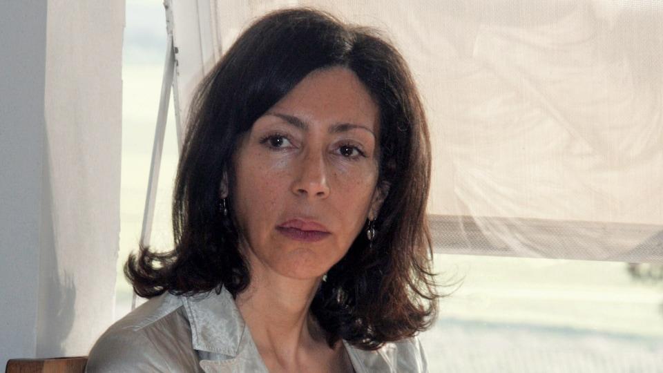 L'auteure et dramaturge Yasmina Reza