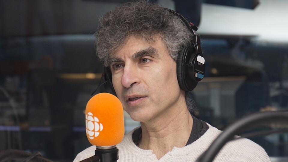 Yoshua Bengio, chercheur en intelligence artificielle et professeur à l'Université de Montréal