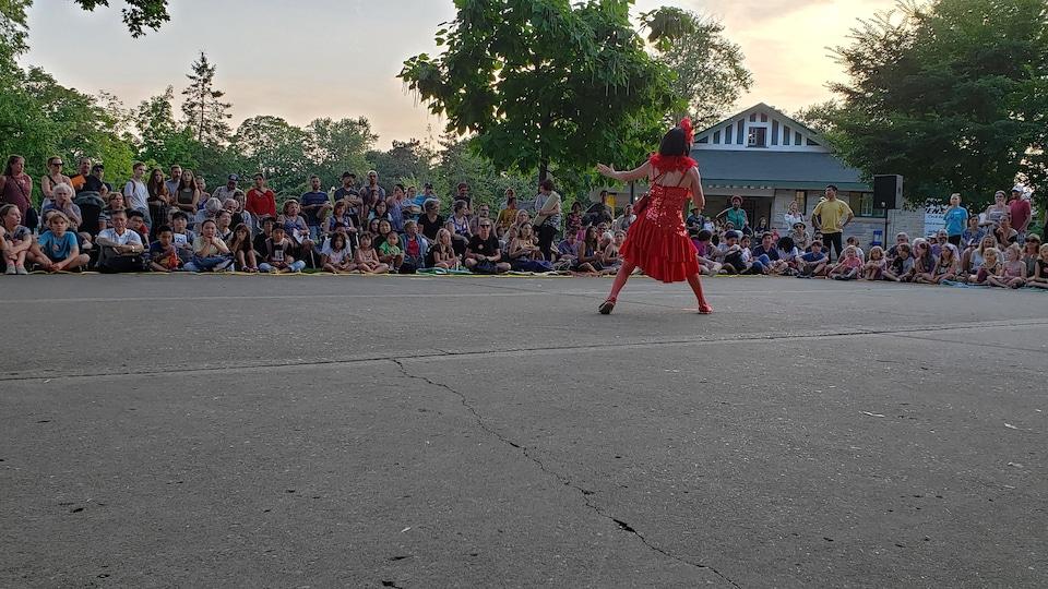 Le 25e festival Dusk Dances à Toronto