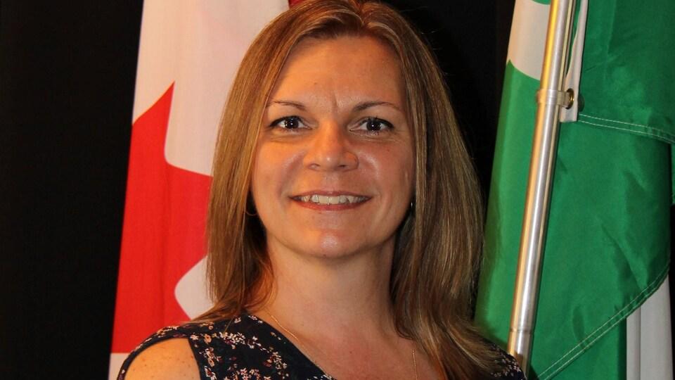 L'ancienne directrice de La Clé, Sylvia Bernard.