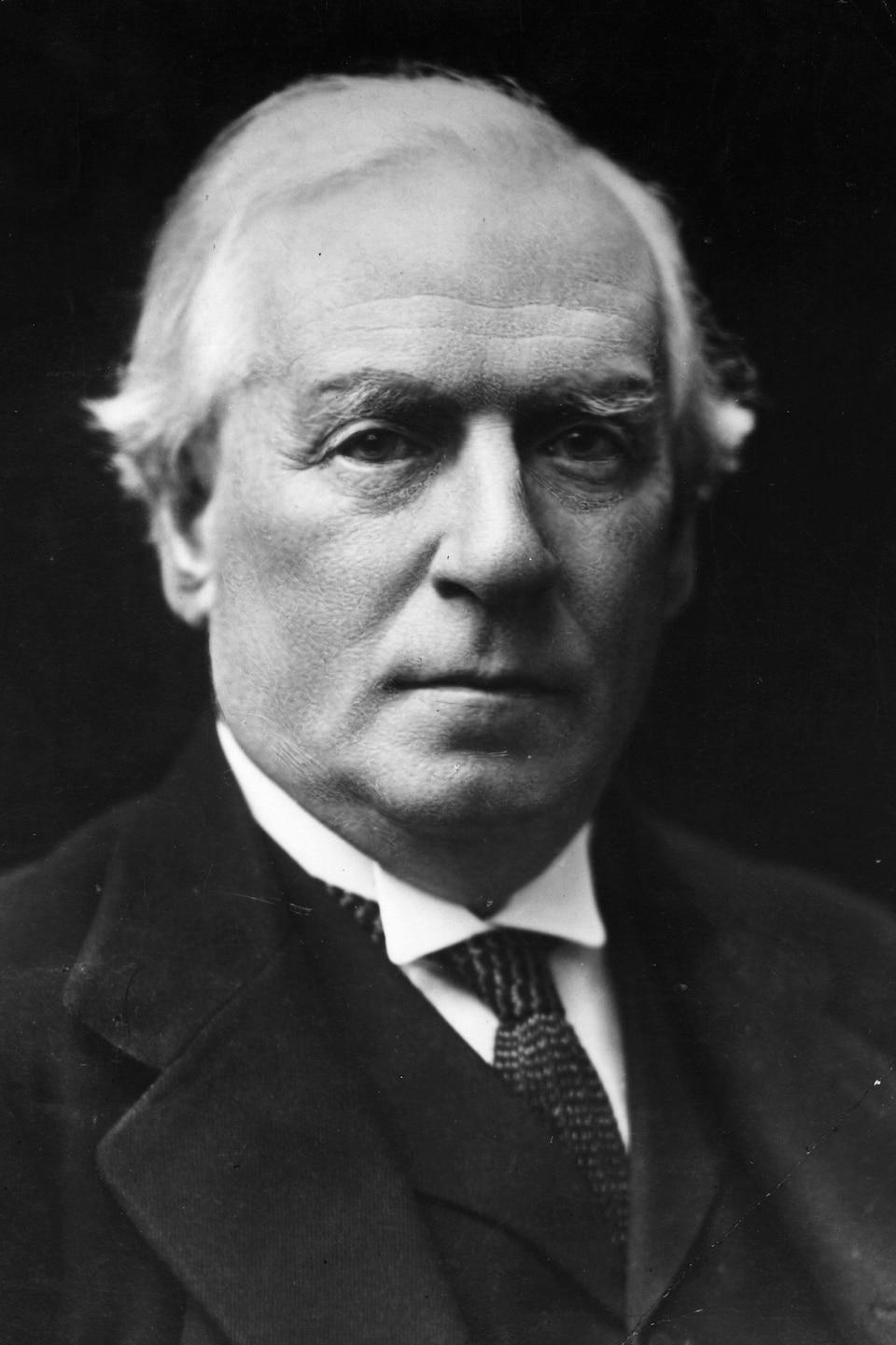Herbert Henry Asquith en 1916.