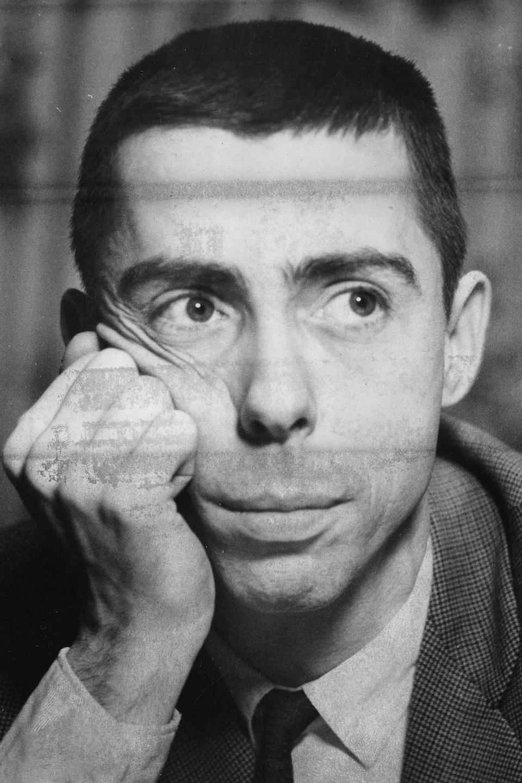 Gilles Latulippe en 1969.