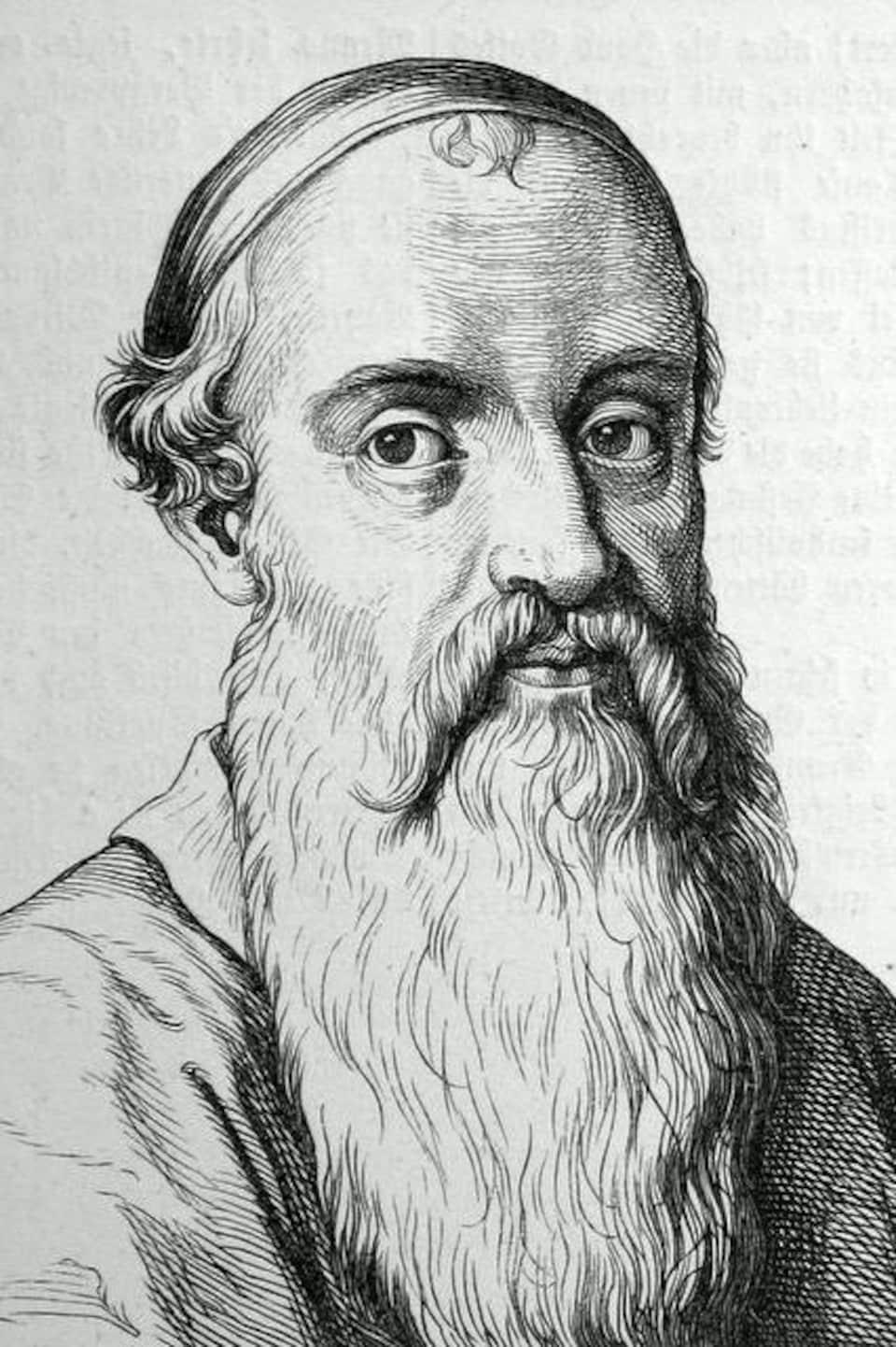 Menno Simons (1496-1561).