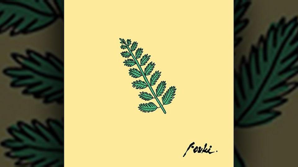 La couverture de l'album <i>Zay</i> de Fouki