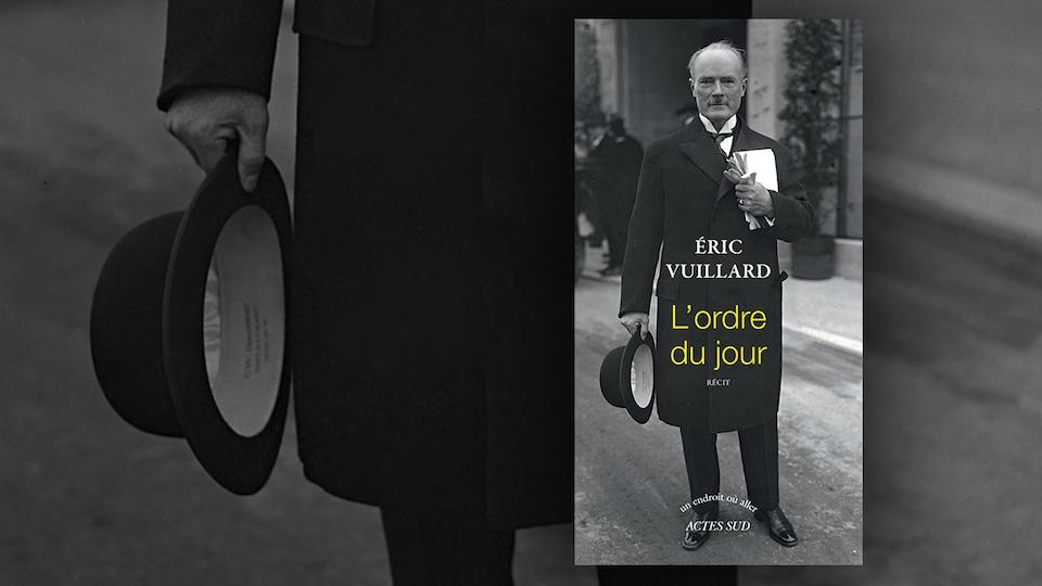 «L'ordre du jour», d'Éric Vuillard, Actes Sud, 13 juin 2017