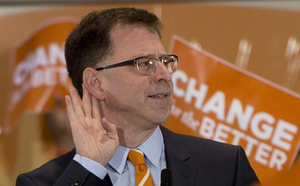 Adrian Dix, député NPD de Vancouver-Kingsway