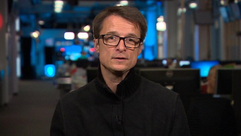 Sylvain Charlebois, professeur en distribution et politiques agroalimentaires à l'Université Dalhousie.