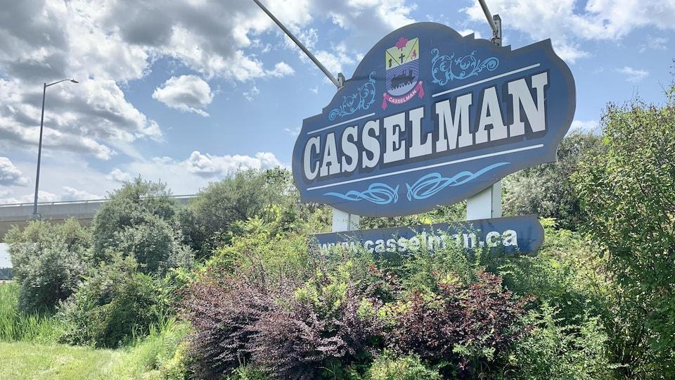 La municipalité de Casselman.