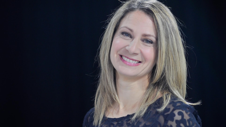 La Dre Marie-Josée LeBlanc.