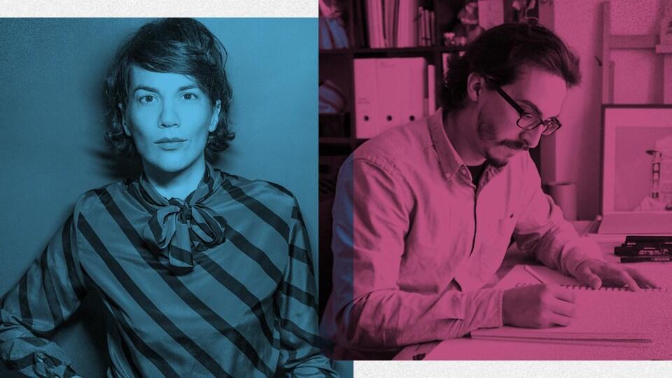 Photos de Marie-Ève Lacasse et de Guillaume Perreault.