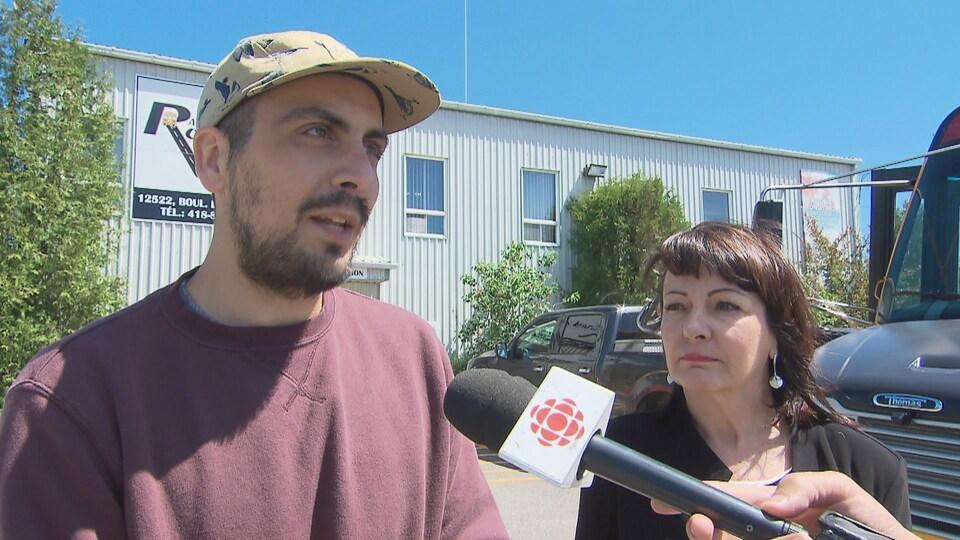 Le directeur des opérations de la compagnie Autobus Rowley, Maxime Rowley, estime que le transport scolaire doit prendre un virage technologique au Québec.