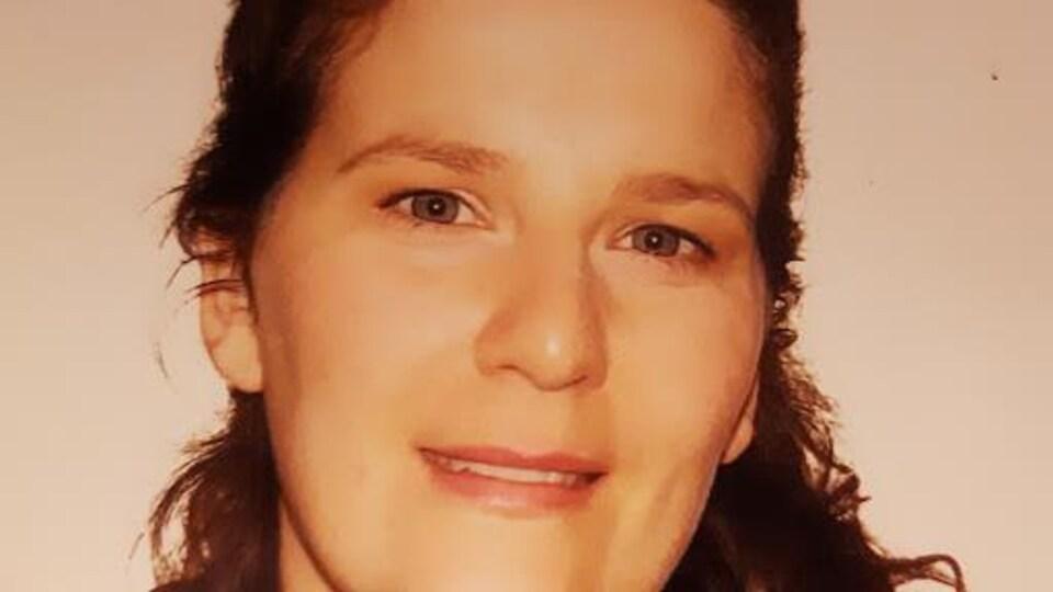 La candidate du Parti vert du Canada dans Brome-Missisquoi, Michelle Corcos