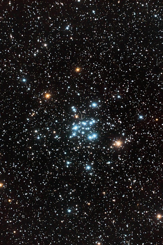 L'objet numéro 34 du catalogue Messier de la constellation de Persée.