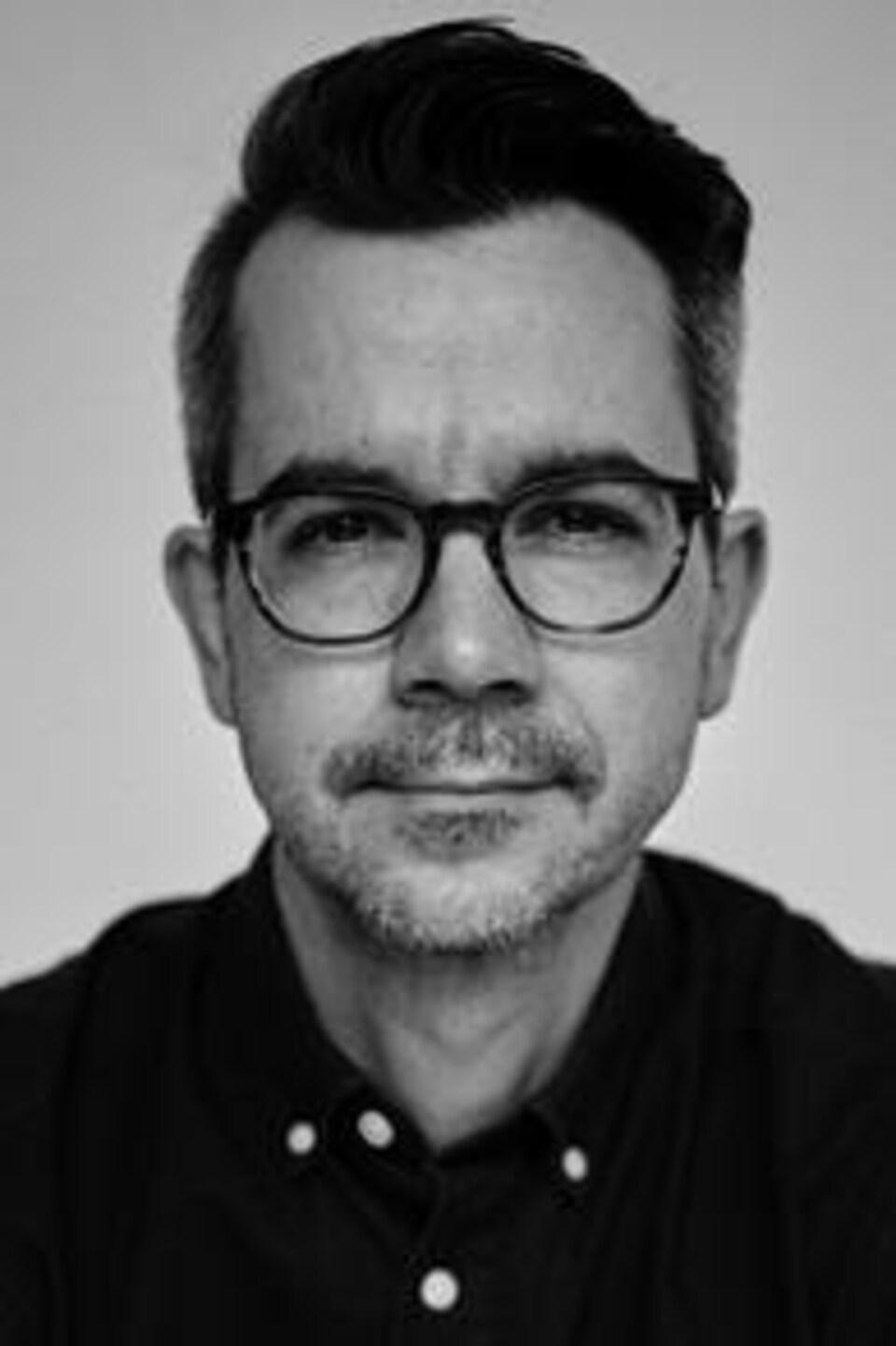 Portrait de l'auteur Jean-Philippe Martel